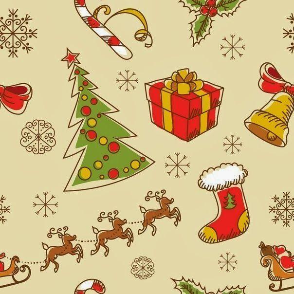 Papel navideño para imprimir | navidad | Pinterest | Scrapbook
