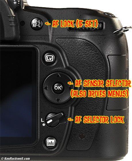 Nikon D90 Focus Mode Switch Nikon D90 Nikon Camera Photography