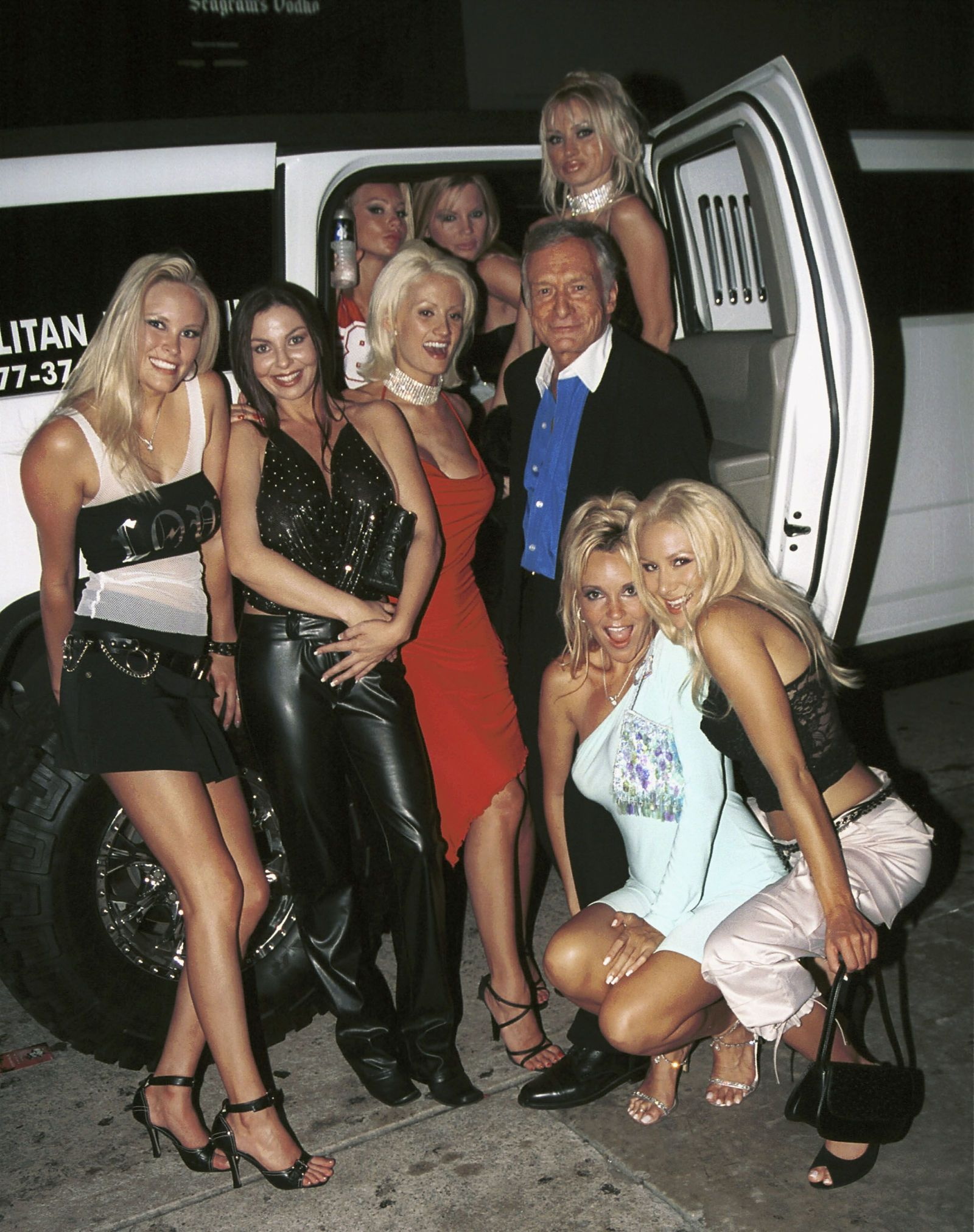 The 14 Worst Things About Hugh Hefner As Revealed In Holly