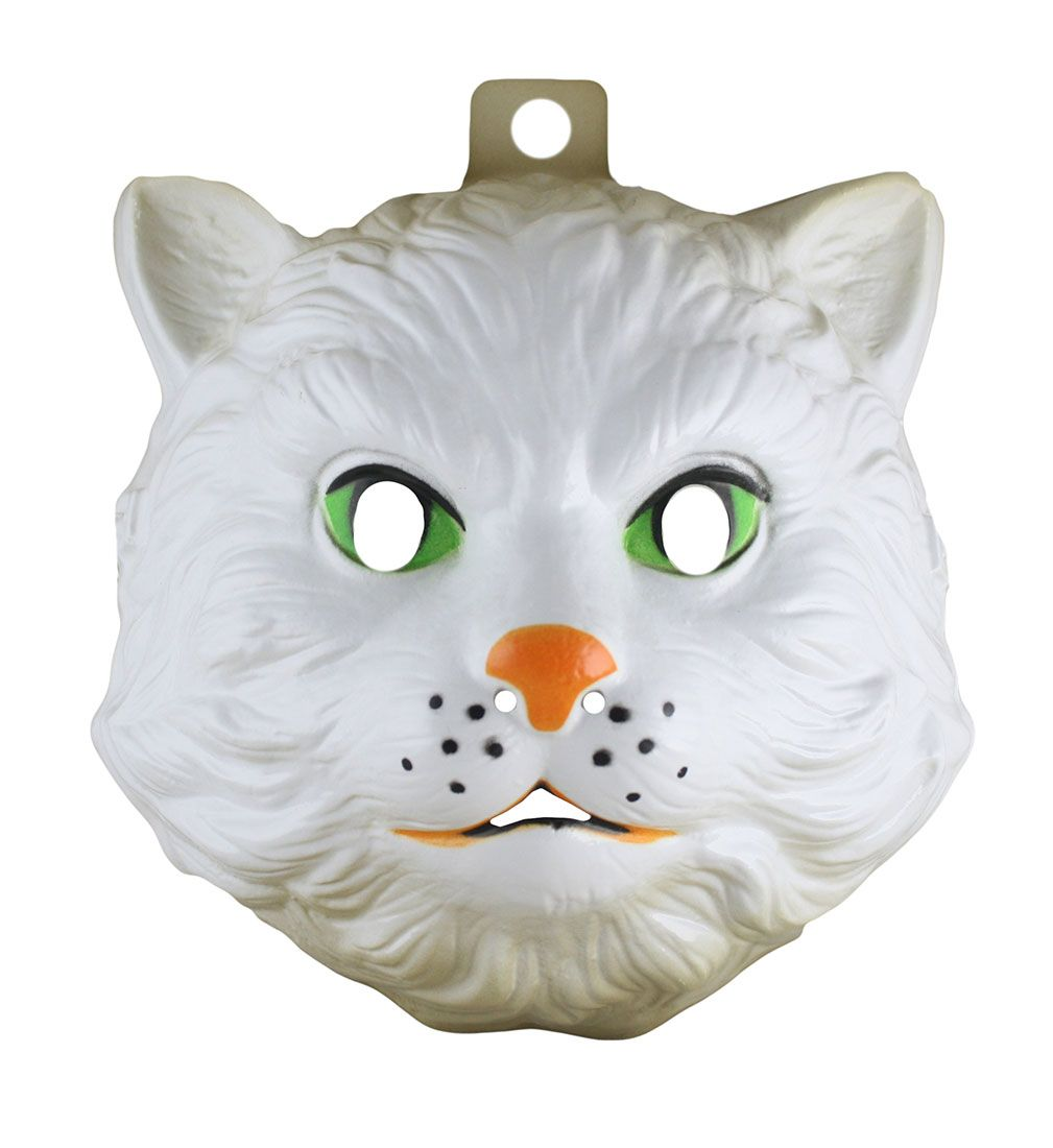 3279-Adult-Cat-Mask-large.jpg (1009×1100) | mascaras e mascarilhas ...