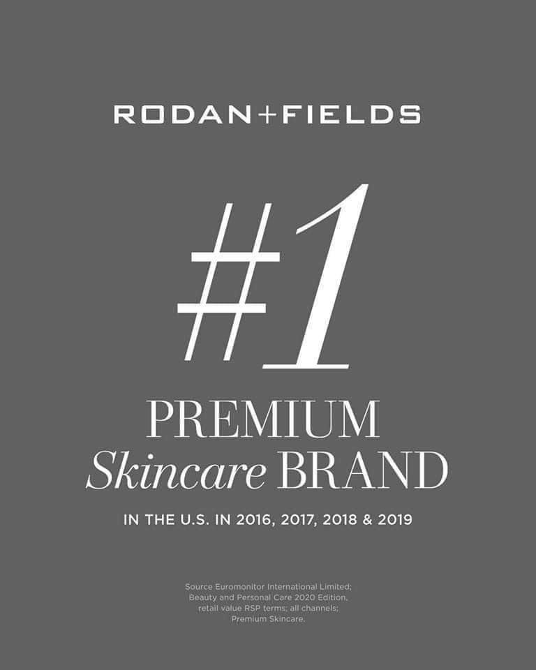 R F Is 1 Rodan And Fields Premium Skincare Rodan And Fields Consultant
