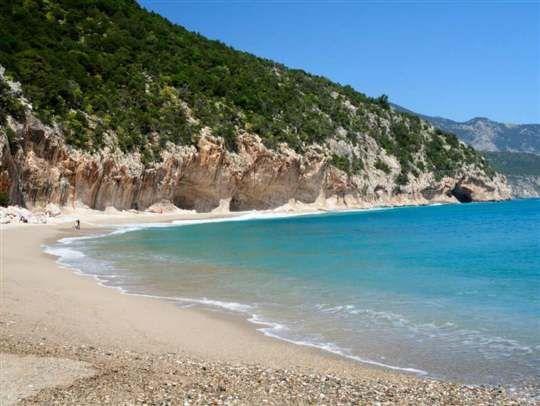 Costa Smeralda Smaragdkusten Pa Sardinien Future Travel Beach