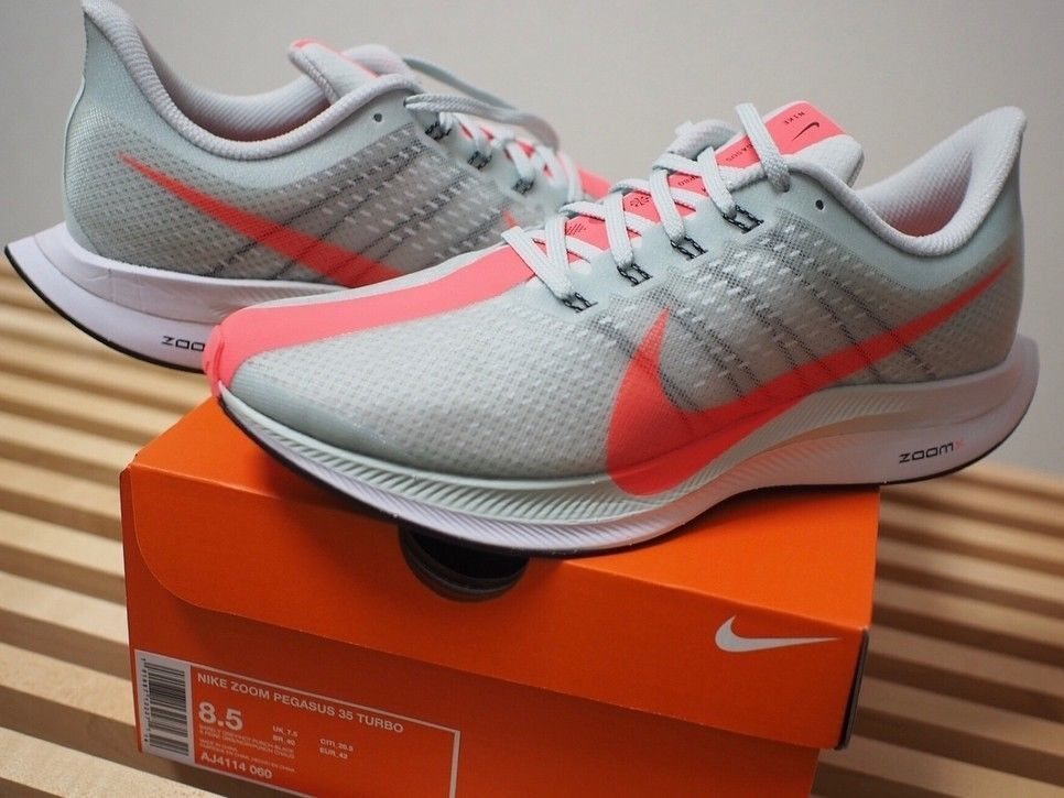 77451c978adb Authentic Nike air zoom pegasus 35 turbo Running Sneakers men s life style  shoes  Nike  RunningShoes