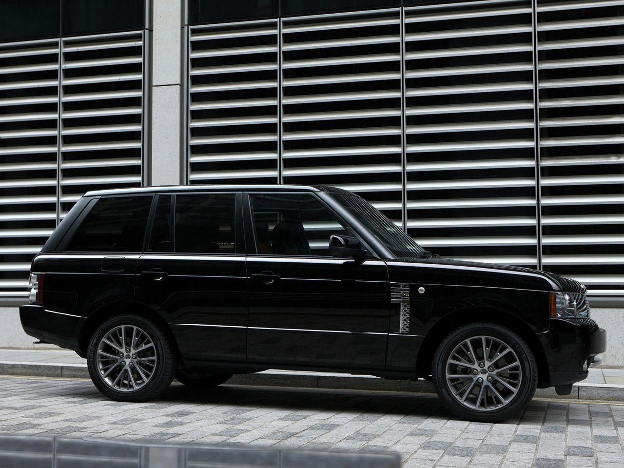 Range Rover, blacked out. Range rover, Land rover, Range