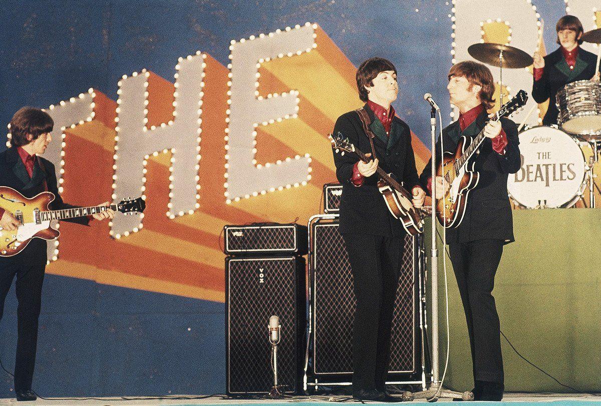 Beatles Archive on | ビートルズ、コンサート、ミュージシャン