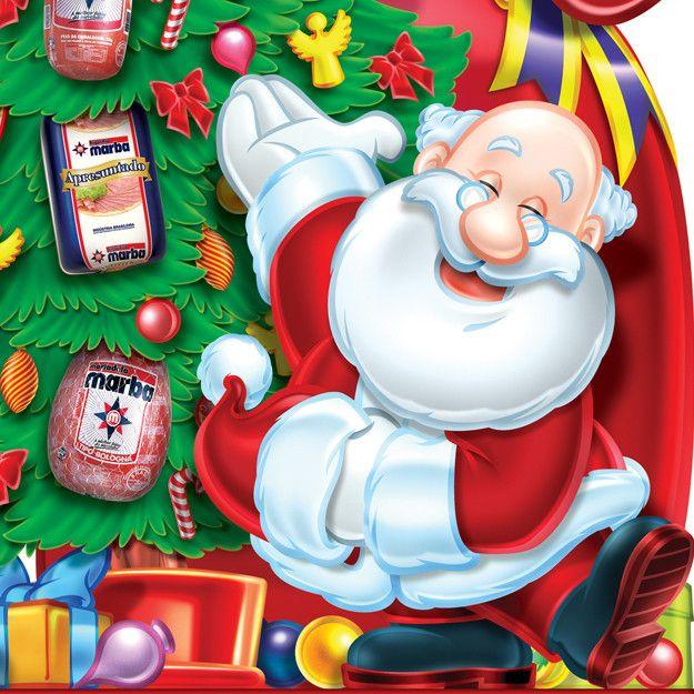 25+ Melhores Ideias De Papai Noel Desenho No Pinterest