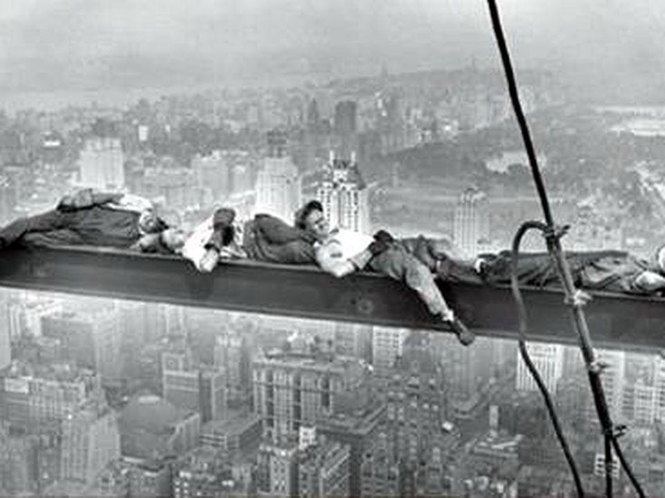 Miedo a las Alturas - Obreros de Nueva York (1932) - Taringa!