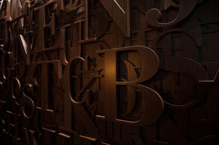 Boujis Club By Blacksheep Hong Kong Letters Retail Design Blog