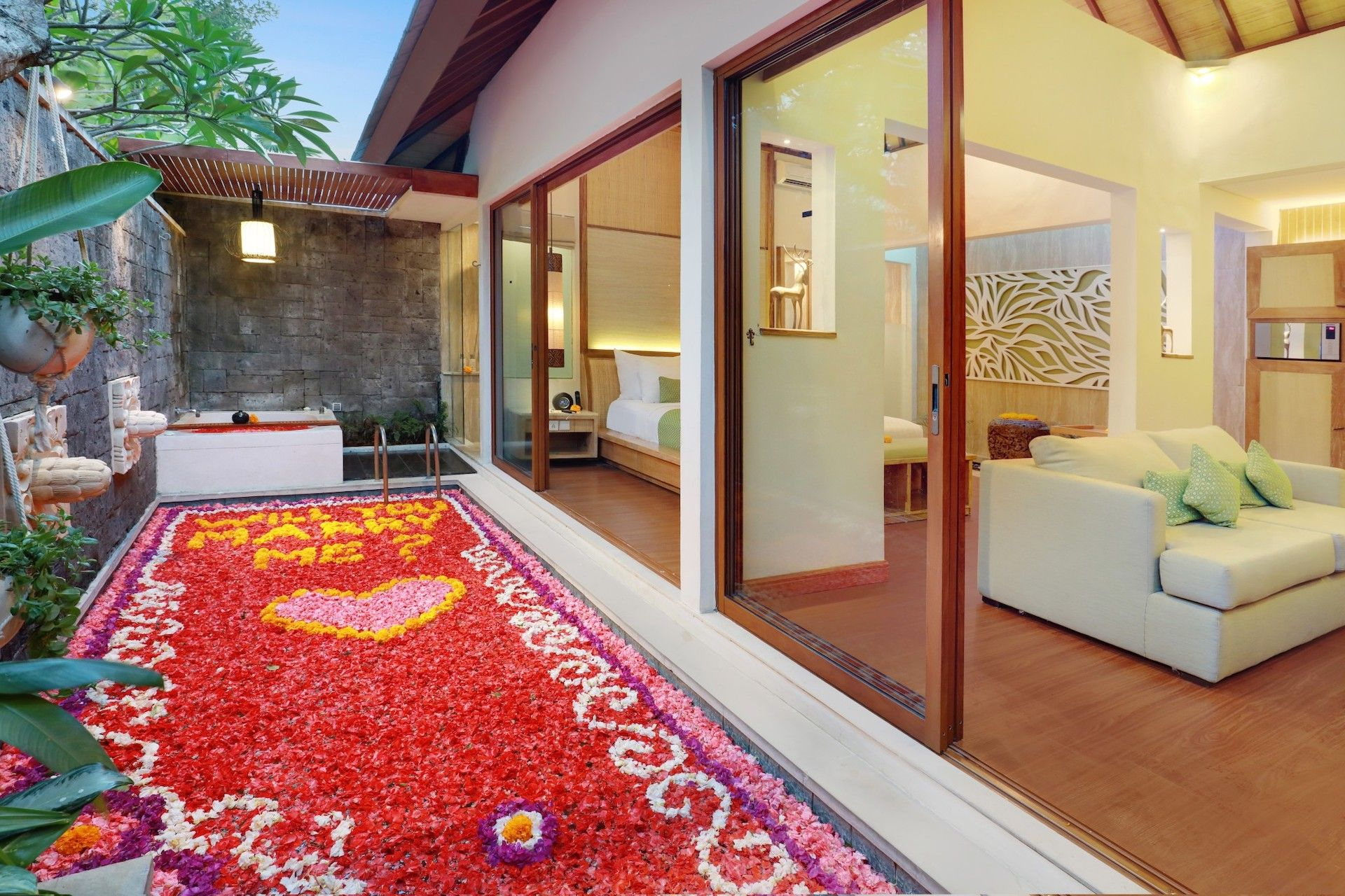 Luxury Romantic Villa Bali Honeymoon Villas Luxury Honeymoon Bali Luxury Villas