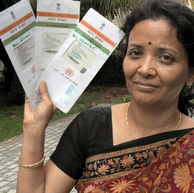 """""""The Aadhaar conundrum"""" society happenings at GISMaark Mirror other read and comment at http://www.gismaark.com/MirrorView.aspx"""