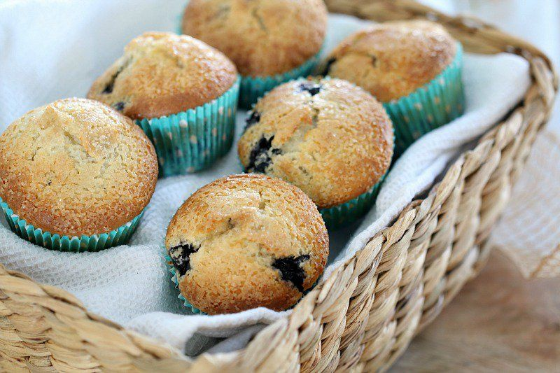 Best Basic Muffin Recipe with fillings and tips