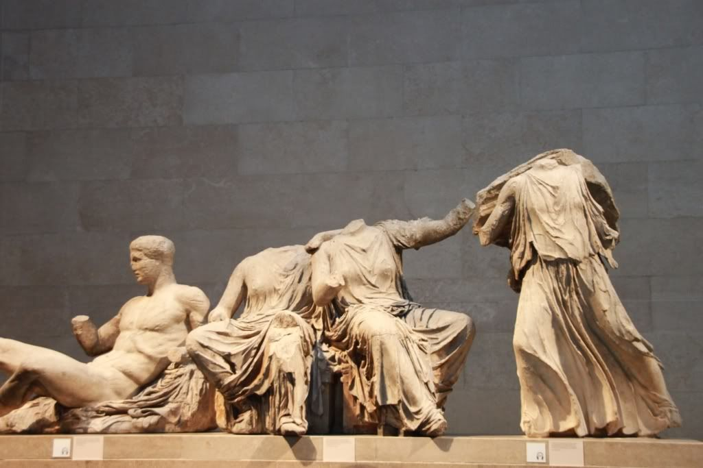 Essay on the elgin marbles