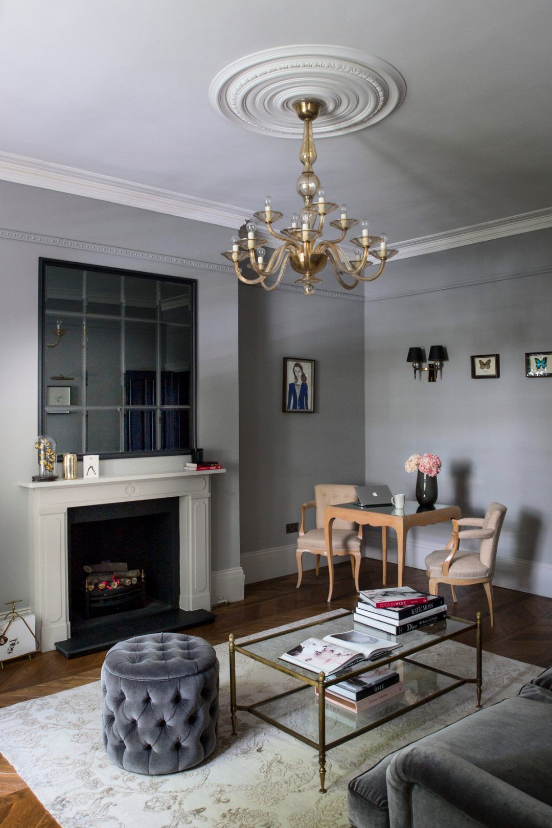 Tour a firstfloor apartment in a Victorian villa that