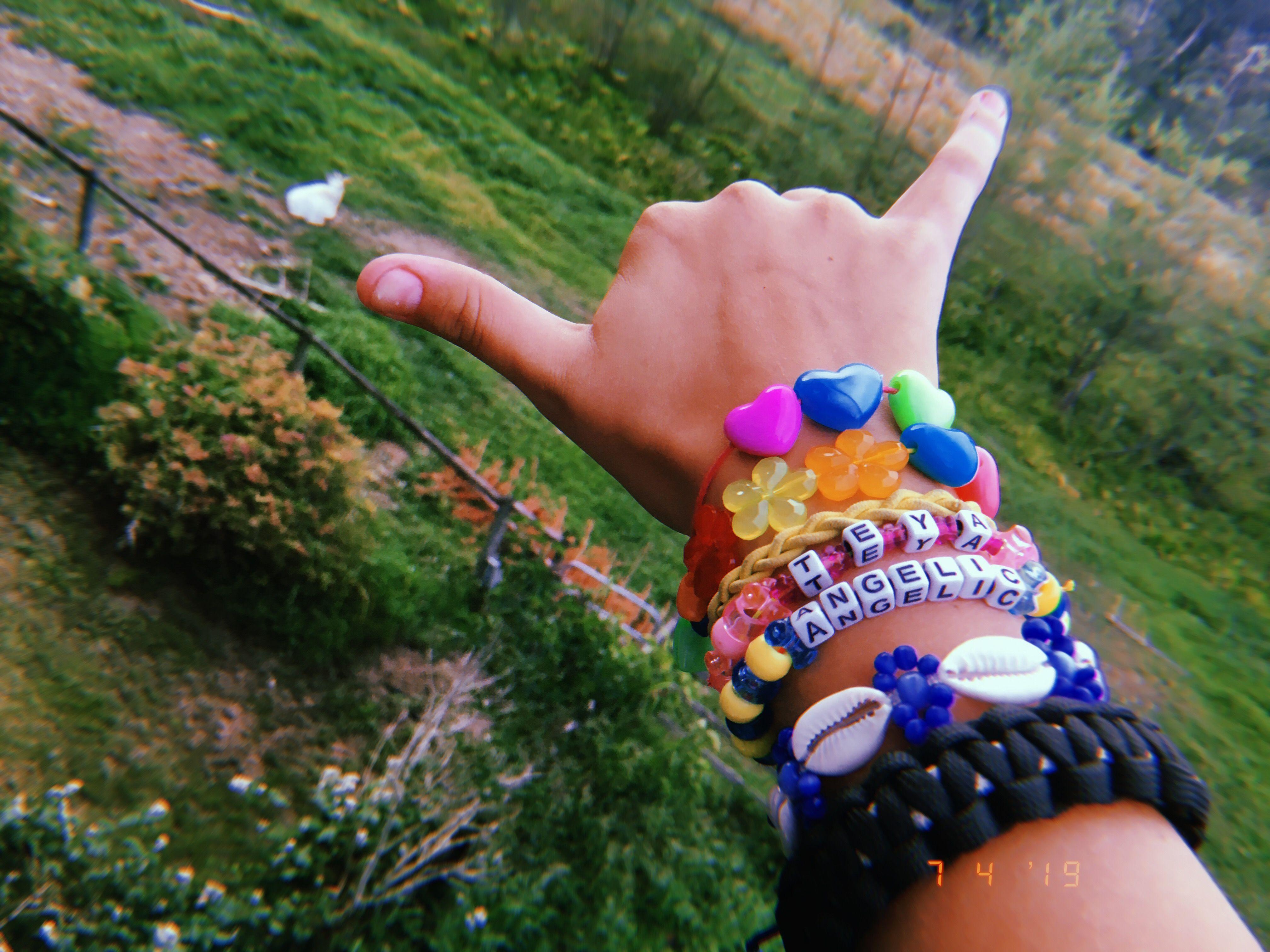 30+ Letter bead bracelets vsco inspirations