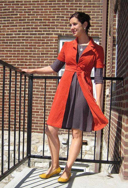 Layering dresses