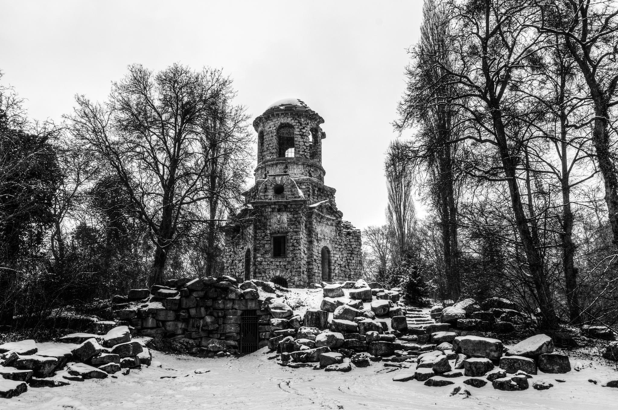 Temple of Mercury by Alex Gaflig on 500px