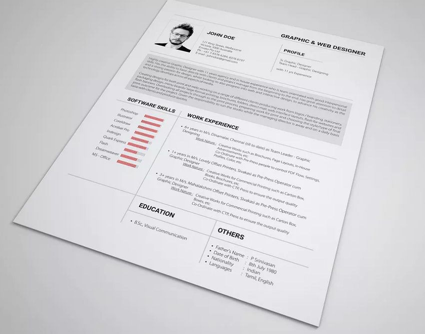 What Is the Best Font for a Resume? (Professional Size