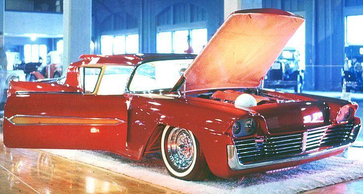The Low Down Photo Kustom, Custom cars, Old school cars