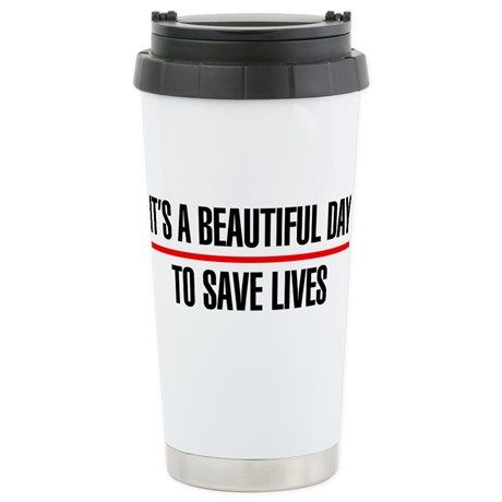 16 Its Stainless A Save Beautiful Lives Mug To Oz Travel Day Steel DeEW9IbH2Y