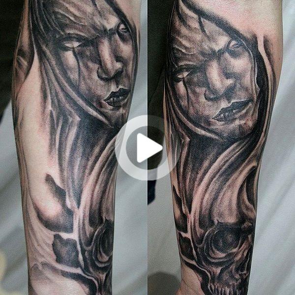 Butterfly Sleeve Idea Tattoo – Butterfly Sleeve Idea Tattoo #tatuaggifarfalla – #della #farfalla #Idea #manicott