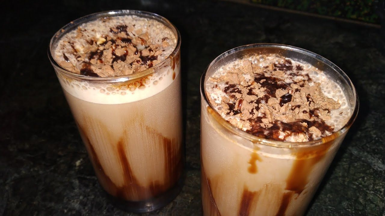 Cold Coffee recipe in hindi summer special thick and