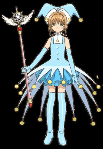 Marine Style Dress Png Sakura Card Cardcaptor Sakura Cardcaptor