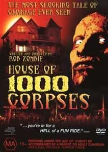 house of 1000 corpses full movie megavideo