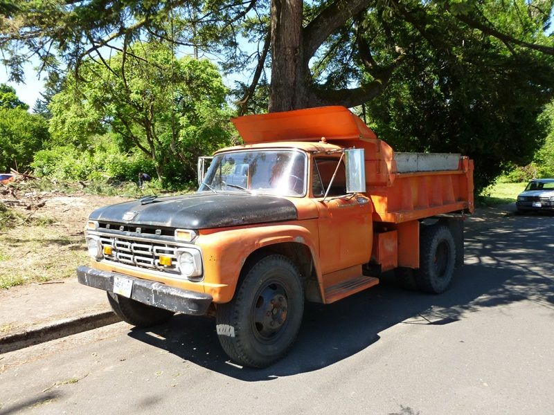 Ford Dealership Midland Tx >> 1964 Ford f600 | Dump Trucks | Pinterest | Hard at work ...