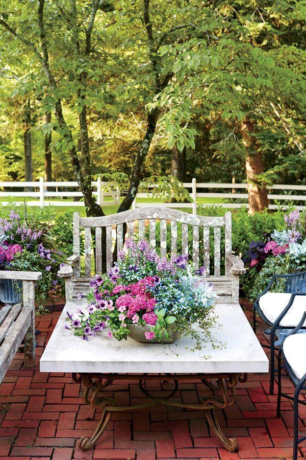 121 Container Gardening Ideas | Gardens, Garden ideas and Container ...
