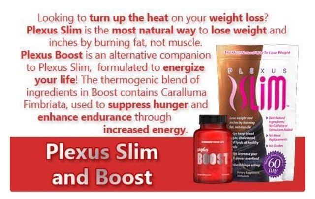 Plexus Slim & Boost!!!