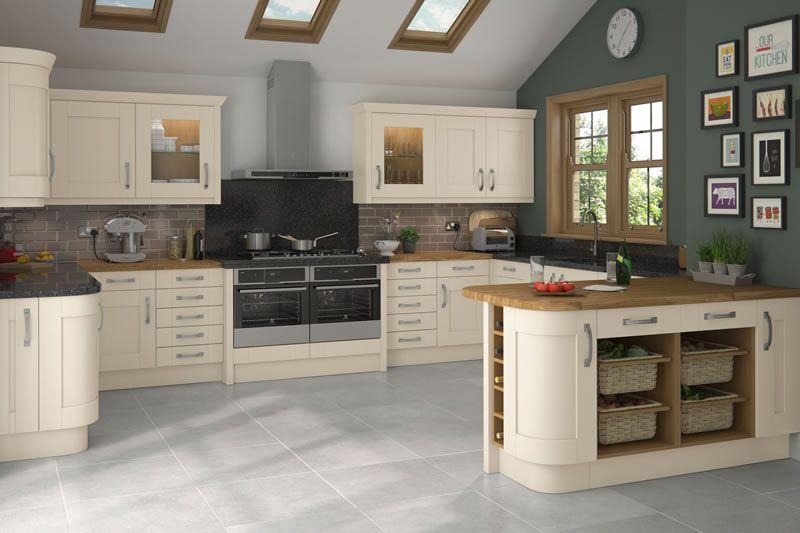 Malton Alabaster Kitchens Buy Malton Alabaster Kitchen Units At Trade Prices Kitchen Units Grey Painted Kitchen Beige Kitchen