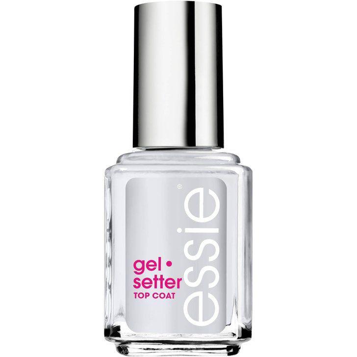Essie Gel Setter Top Coat   Essie gel, Top coat and Nail products