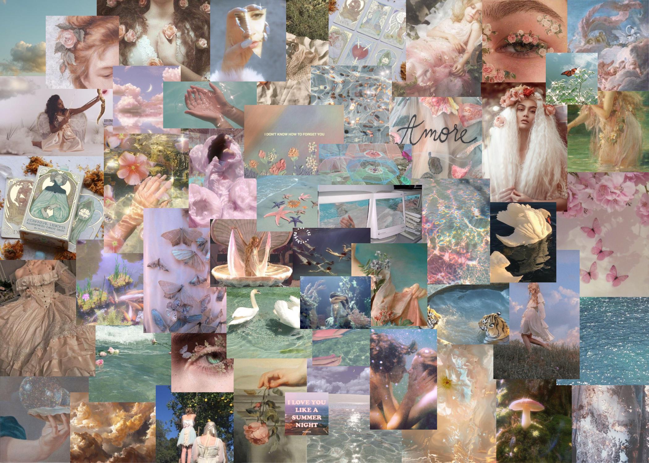 ethereal aesthetic laptop wallpaper in 2020 Aesthetic