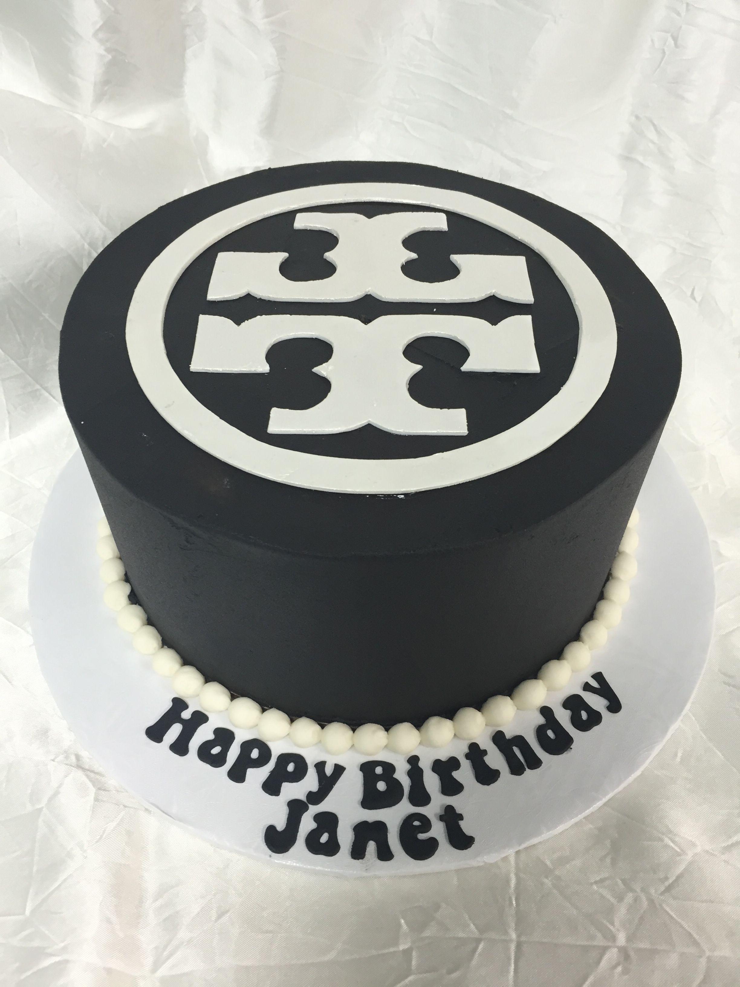 Tory Birch Birthday Cake By Delightful Treats Orlando Cakery