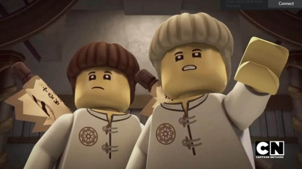Wu And Garmadon Lego Ninjago Ninjago Ninjago Memes