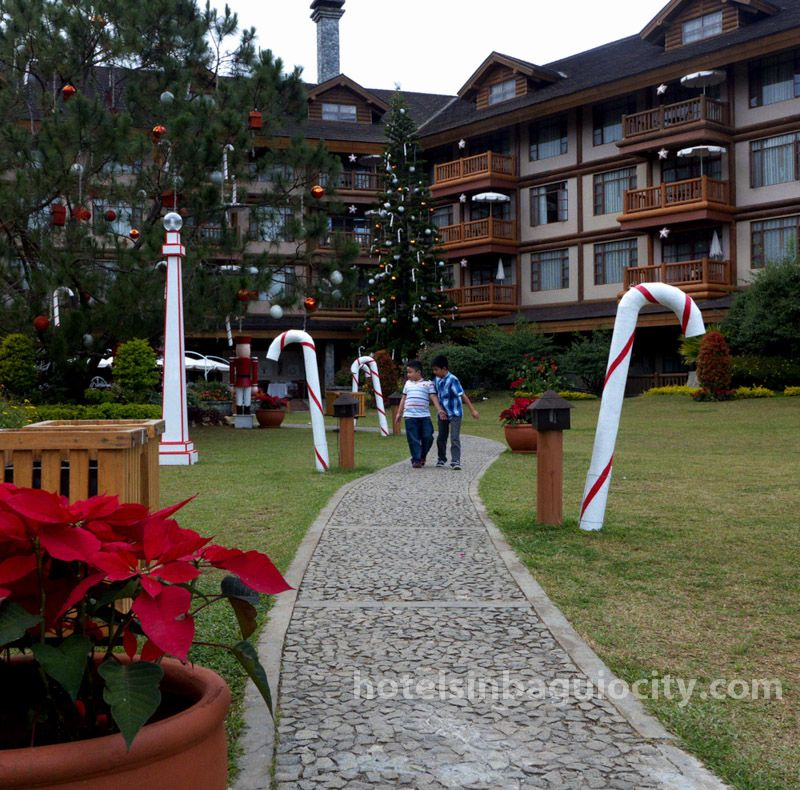 The Manor Hotel At Camp John Hay Baguio City Philippines
