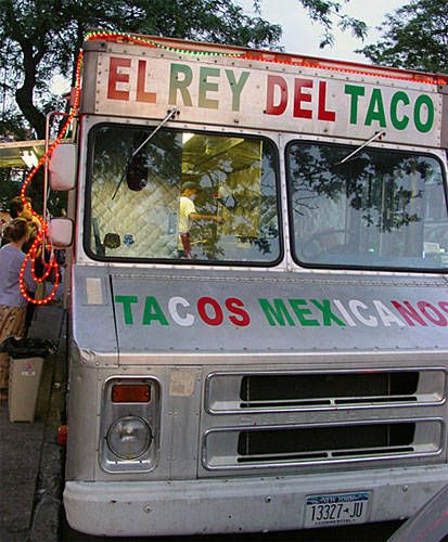 El Rey Del Taco Mexican Astoria Food Truck Beloved By Many For