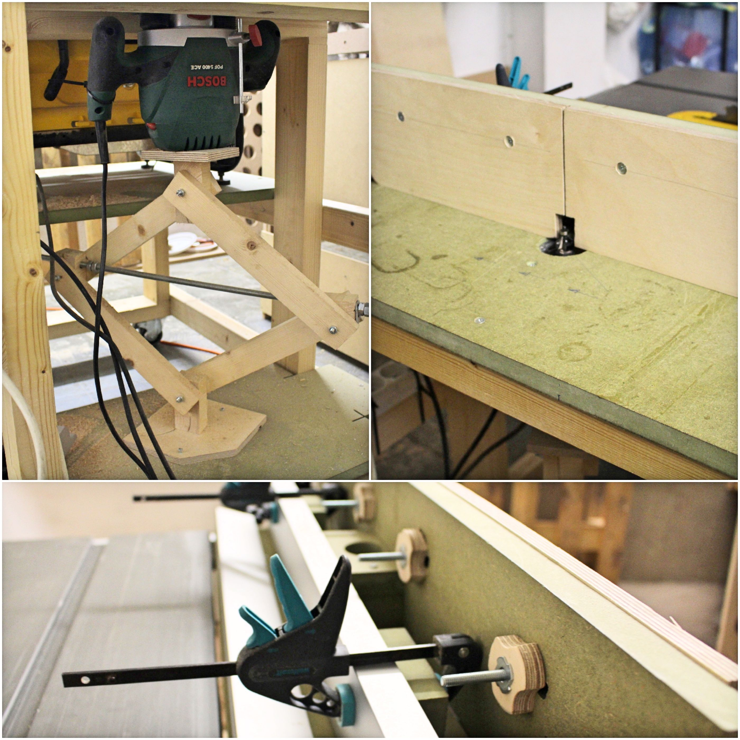 My router table couldnt find a cheap scissor lift so i built one my router table couldnt find a cheap scissor lift so i built greentooth Images