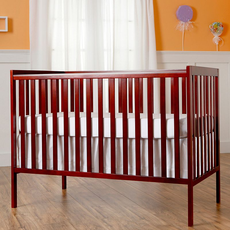 Dream On Me Synergy 5 In 1 Convertible Crib Cribs Convertible Crib Toddler Furniture