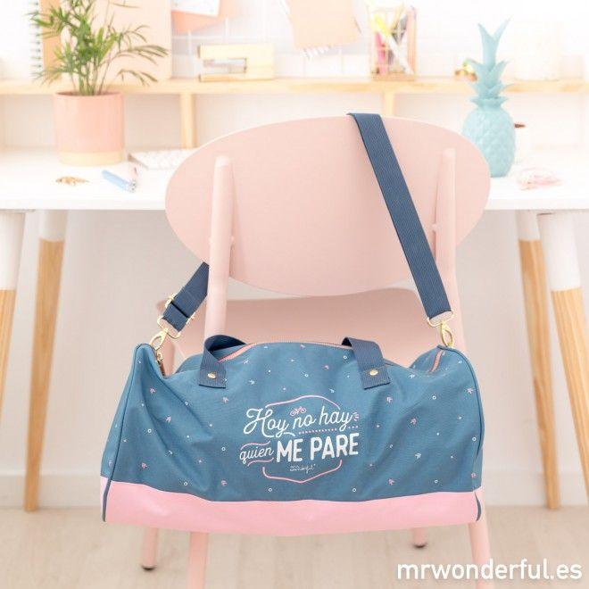 652e84a1f Bolsa de deporte - Tú eres capaz de hacer cosas maravillosas | MotivArte |  DIY bags purses, Bags y Diy bags
