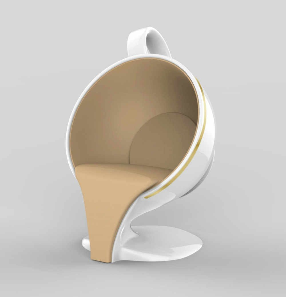 Möbel As Sha Source Frp Fiberglass Coffee Cup Shaped Chair On M.alibaba.com #coffeecups Source Frp Fiberglass Coffee Cup Sha… | Ungewöhnliche Möbel, Gotische Möbel, Stuhl Design