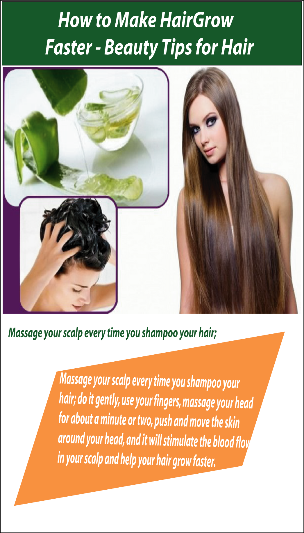 You may be suffering from thinning hair or blindness, or ...