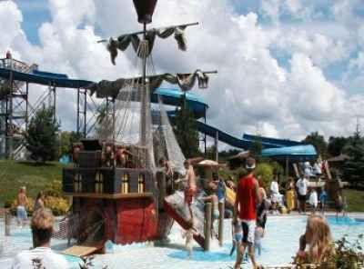 Torzewski County Park, Lapeer, MI, Parks, Water Parks