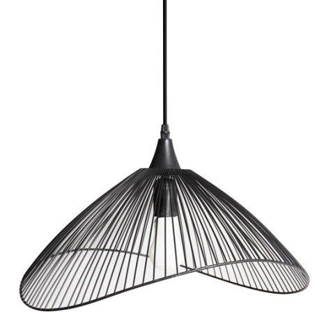 suspension design kastelli m tal noir 1 x 40 w seynave rayon luminaire pinterest. Black Bedroom Furniture Sets. Home Design Ideas