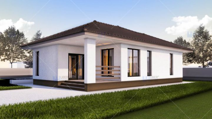 Pin by UBERhausero on Proiecte de case PARTER Pinterest - frais annexes construction maison3