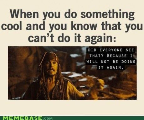 funny pirate memes | Happened to Me Today