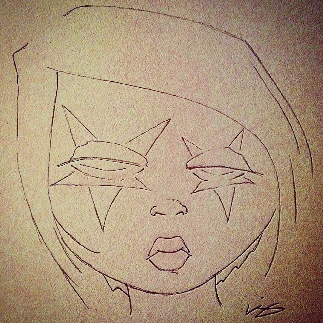 #abstract_art #abstractartists #inhereyes #pentagrams #eyezz #abstractdrawing #pencil_sketch #artdoodle #dark_art #cartoonists  #openupyoureyes #intodarkness #distorted #creatingart #madnesss #projecting #iseeyourtalent #bleedingout #intothevoid #artisticexpression #decaying #deadeyes #artidea #arthead #pencilandpen by fm.eyez