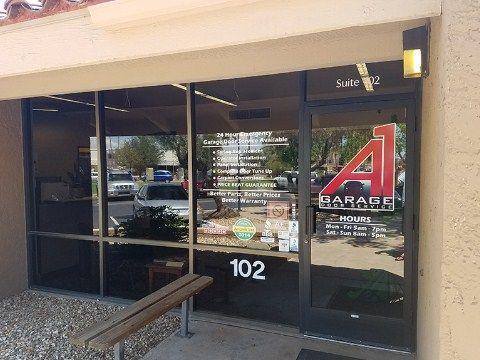A1 Garage Door Service 206 S Curtis Rd West Allis Wi 53214 Usa