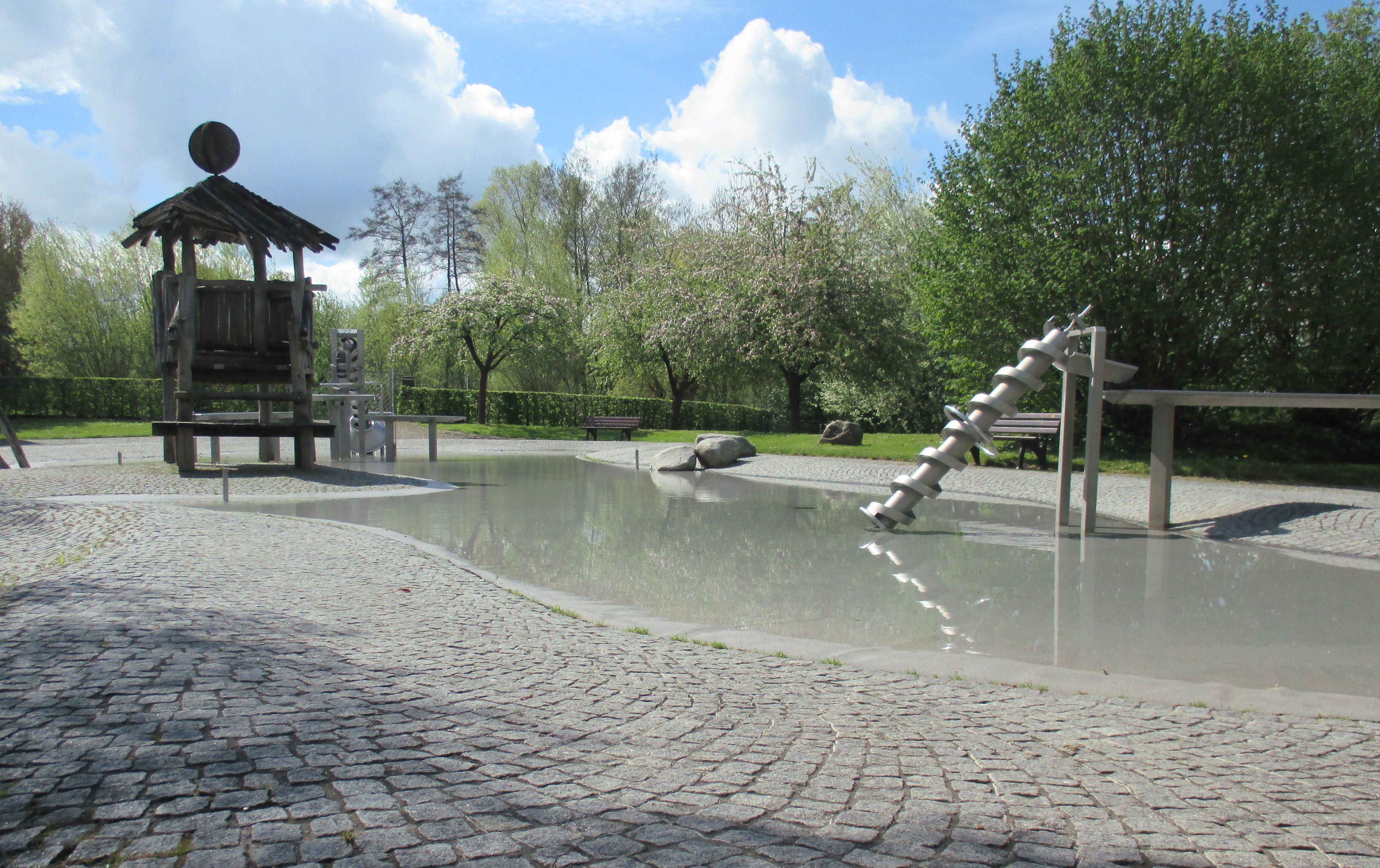 Wasserspielplatz Fulda