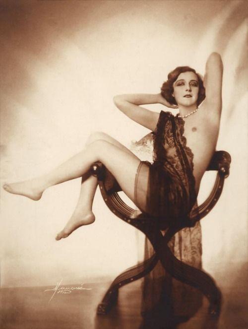 Manasse, 1926 Vintage Glamour Photography, Fine Art Photography, Erotic  Photography, Erotic Art